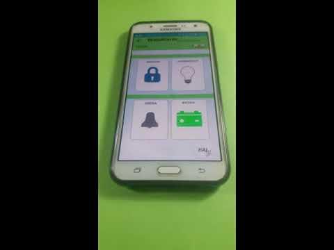 HT 7001 comunicador universal por celular para alarma via WIFI