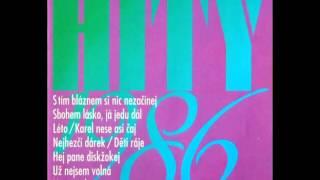 Hity 1986 - ( č. 20 Karel Gott, Marcela Holanová - Čau, lásko )