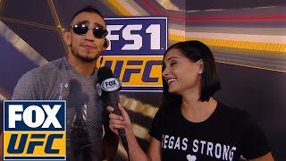 Tony Ferguson lets loose on Kevin Lee and UFC 216 | INTERVIEW | UFC 216