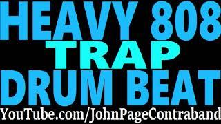 Trap Hip Hop Rap Drum Beat Track Loop 808
