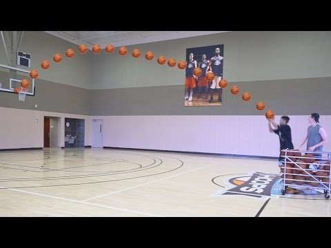 HALFCOURT BASKETBALL CHALLENGE