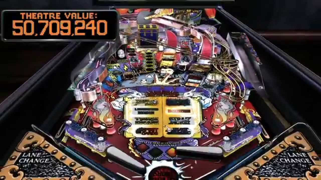 The Painstaking Process Behind 'The Best Pinball Video Game Ever Made'