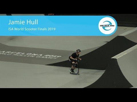 Jamie Hull - ISA Men's World Scooter Semi Finals 2019
