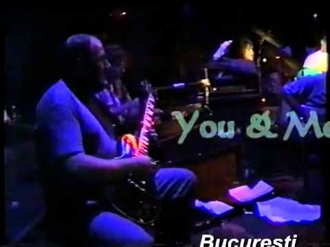 Spoonful - 30 iunie 1993, primul club de blues din Bucuresti, You &  Me.