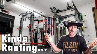 The 10 Biggest Home Gym Mistakes I See...