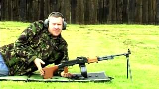 Пулемёт РПД