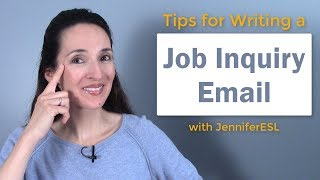 How to Write a Job Inquiry Email 💻👩‍💼 Tips for Job Searches 📱👨‍💼