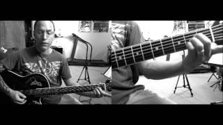 Guitar Lesson - Little Suzi by Tesla Steve Stine