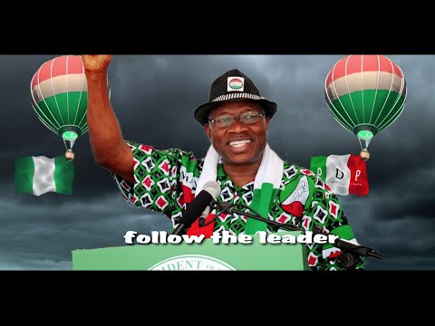 Ochuko - Look Up [Goodluck Jonathan Official Campaign Theme Song]
