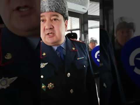 Власти утверждают, что Дулат Агадилов сбежал с ИВС, люди  не верят