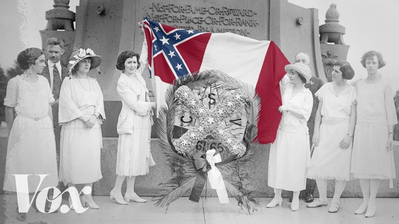 How Southern socialites rewrote Civil War history thumbnail