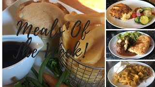 What's for tea this week? Meals of the week 5th-11th August :)