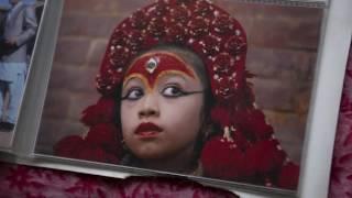 Forgotten Goddess:  The Kumari of Bungmati  by Alyssa Mae