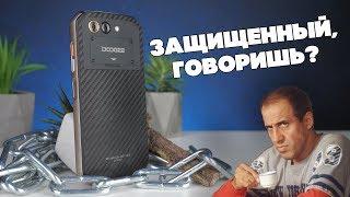 Смартфон DOOGEE S30 Gold от компании Cthp - видео 1