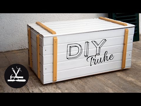 DIY Truhe