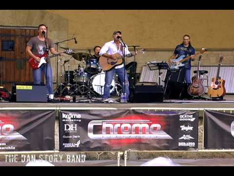 Dan Story Band Live - Footloose