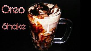 Tasty Chocolate Oreo Shake।। Easy Chocolate Oreo Shake