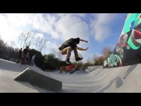 Oxford Wheels Project Skatepark Edit