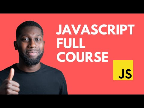 Javascript Full Course for Beginners to Advanced - YouTube