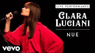 Clara Luciani - Nue - Live Performance | Vevo