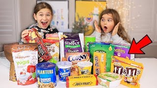 Don't Choose The Wrong Snack Slime Challenge!!! | JKrew