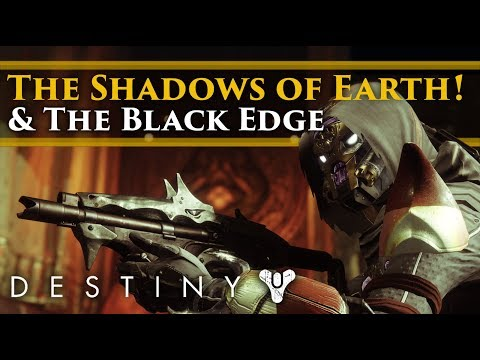 Destiny 2 Lore - The Shadows of Earth Explained! OWL Sector returns! The Black Edge!