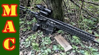 Sig MCX 5.56 to 300 BLK Conversion
