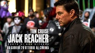 JACK REACHER  PUNTO DI NON RITORNO Con Tom Cruise Secondo Trailer Italiano