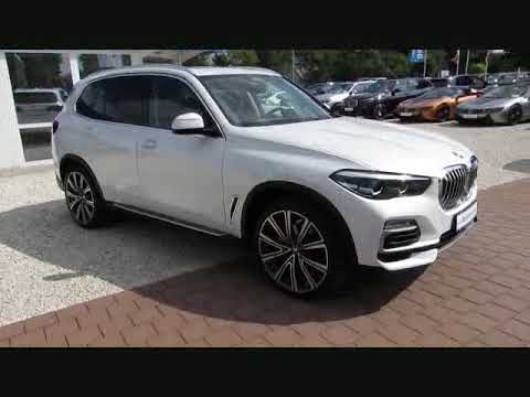 Video BMW X5 xDr40i 22z Sitzlüft/Standh/SkyL/HK+DAB/Neu111
