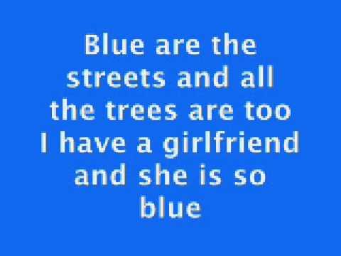 Blue (Da Ba Dee) - Eiffel 65 lyrics