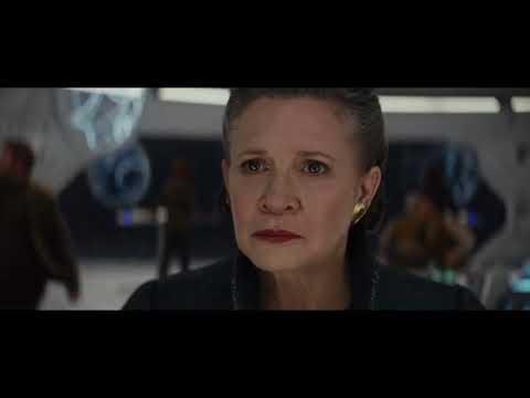 3yo & 5yo Watch new Star Wars trailer - YouTube