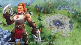 VideoImage1 Northgard - Ratatoskr, Clan of the Squirrel