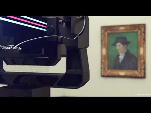 Google เปิดตัว Art Camera สำหรับถ่ายงานศิลปะความละเอียดสูง