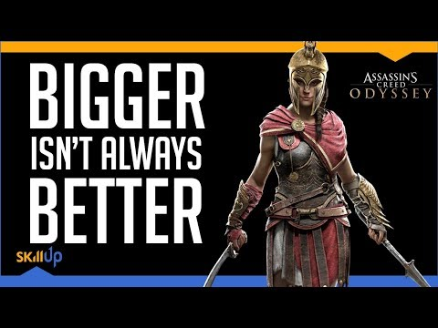 Assassin's Creed: Odyssey - The Review (2018) [Re-Upload] - YouTube video thumbnail