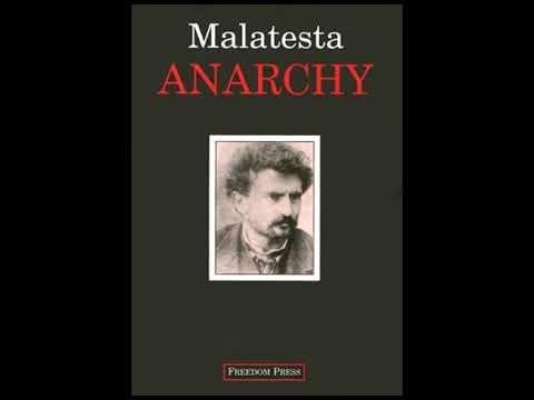 Anarchy Part 03 by Errico Malatesta
