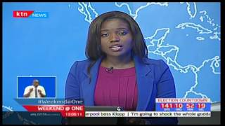 Weekend at One full bulletin: NASA to hold major rally in Kajiado 19/3/2017 [Part 1]