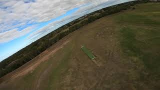 Fpv wing chase