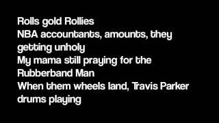 Drake - Free Spirit Feat. Rick Ross [Lyrics On Screen]