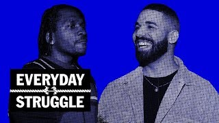Everyday Struggle - Drake Airs Out Pusha T & Kanye - Is GOOD Music On the Clock?