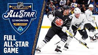 REPLAY: 2020 Honda NHL All-Star Game