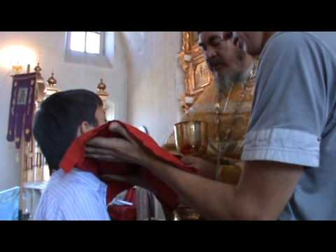 Церковь принимает одежду