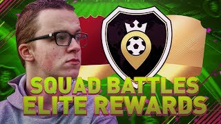 MIJN WEEKEND LEAGUE TEAM & ELITE 1 SQUAD BATTLES REWARDS! | MISSIE MARK #9