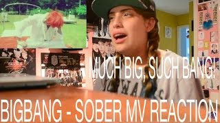 AKA REACTS! BIGBANG - 맨정신 (SOBER) MV Reaction