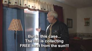 Best Passive Solar Heating - Made Easy... and that works!!!