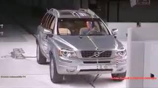 Mercedes Benz, Audi, Volvo, Mazda, Chevrolet, BMW Çarpışma testi