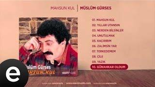 Günahkar Oldum (Müslüm Gürses) Official Audio #günahkaroldum #müslümgürses - Esen Müzik