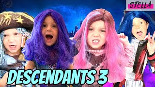 Stella's Descendants 3 Costume Compilation