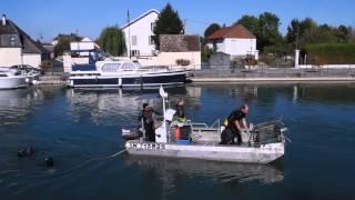 preview picture of video 'Berges saines 2014 à Nogent-sur-Seine 3'