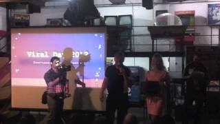 КРУТО!!! Язь на Viral Day 2012 (Ежегодная Премия Рунета)