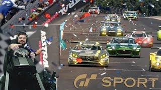 Gran Turismo Sport - испытания для детей и СНОВА НЕТ ДЕТАЛИЗАЦИИ САЛОНОВ???!!! KAZ - WTF???